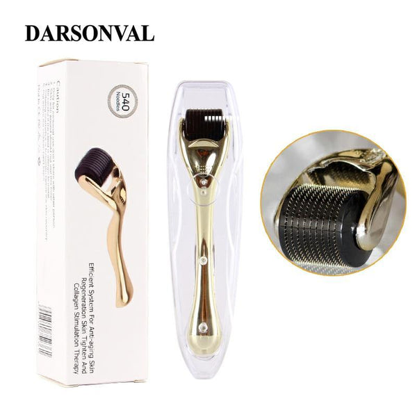 Derma roller micro titanium - All4utoday