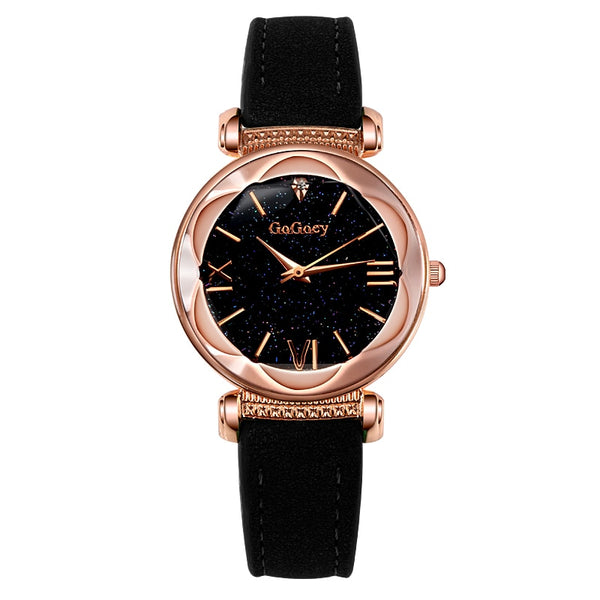 Women's Watches Luxury Ladies Watch Starry Sky