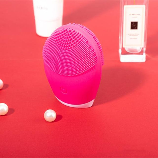 Facial Electric Cleansing Brush - All4utoday