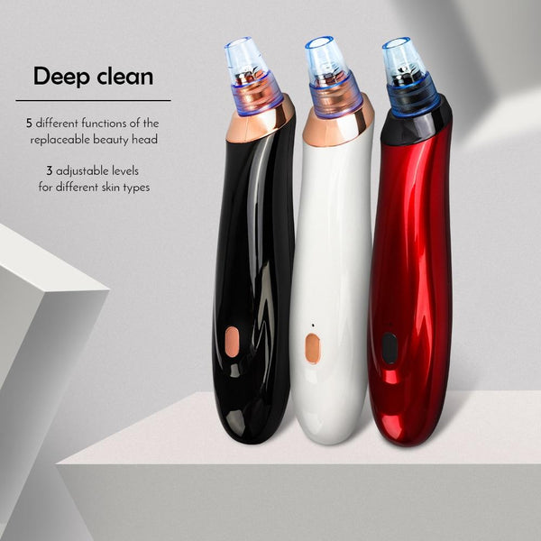 Electric Microcrystalline Blackhead Vacuum Cleaner - All4utoday