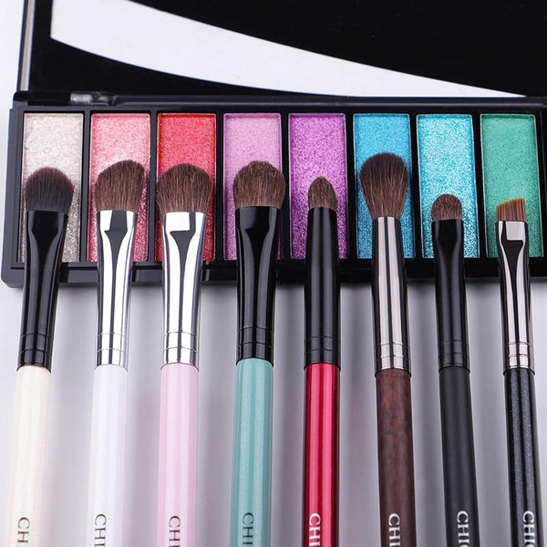 9pcs professional Natural pony hair makeup brushes - All4utoday