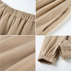 Joggers Wide Leg SweatPants