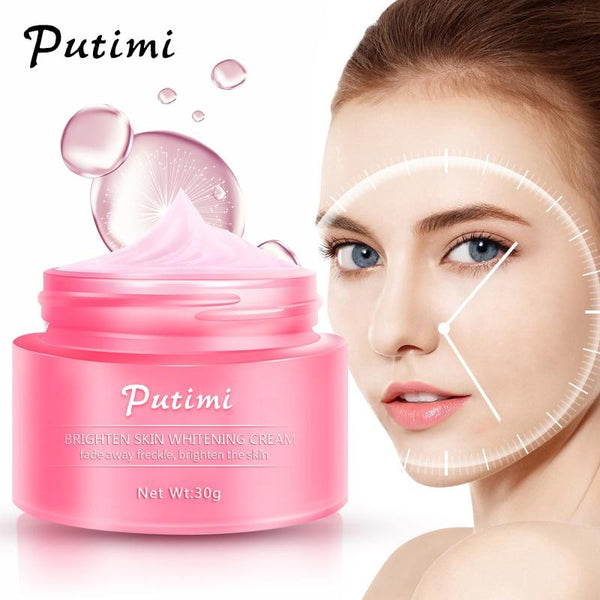 Whitening Face Cream Pigmentation Moisturiser - All4utoday