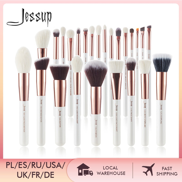 Jessup Makeup brushes set 6-25pcs
