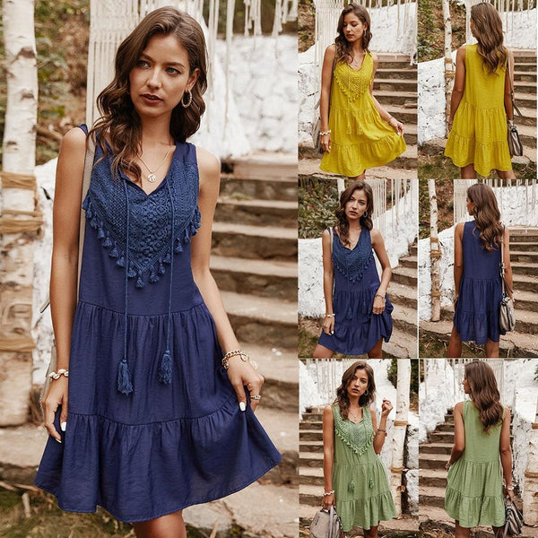 New Collection Summer Fairy Dresses - All4utoday