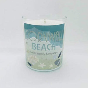 Beach Scented Soy Wax Candle (Unpackaged)
