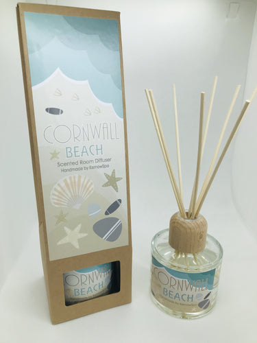 Beach Scented Room Diffuser - Kernowspa