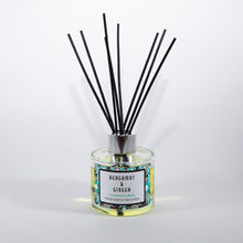 Load image into Gallery viewer, Bergamot & Ginger Scented Room Diffuser - Kernowspa