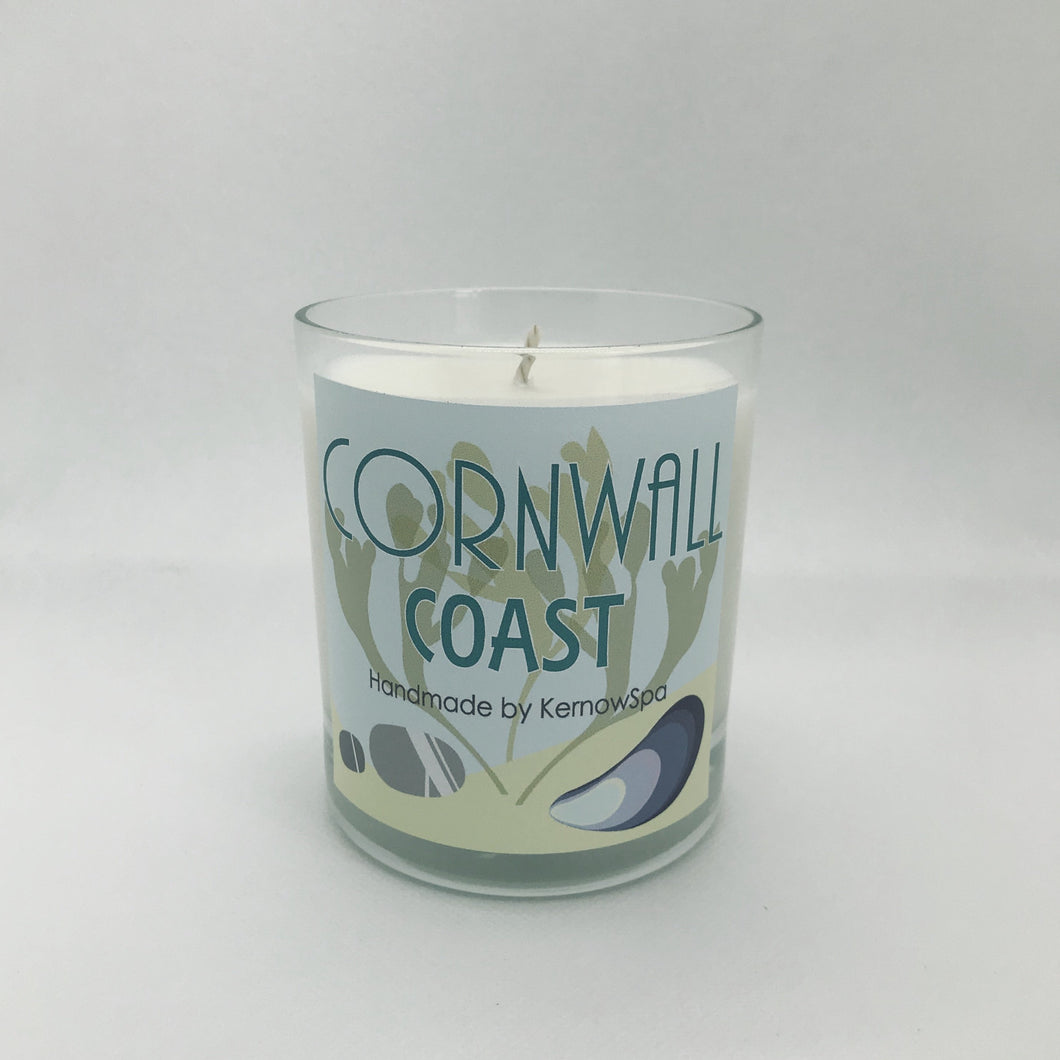 Coast Scented Soy Wax Candle (Unpackaged)