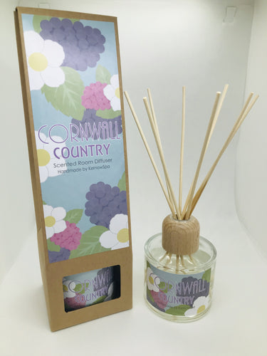 Country Scented Room Diffuser - Kernowspa