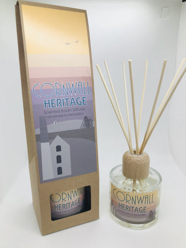 Heritage Scented Room Diffuser - Kernowspa
