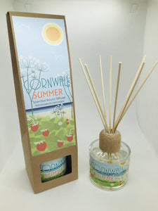 Summer Scented Room Diffuser - Kernowspa