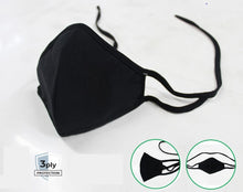 Load image into Gallery viewer, Adjustable Fabric Face Mask (Option: Personalize Your MASK)