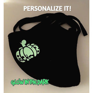 Adjustable Fabric Face Mask (Option: Personalize Your MASK)