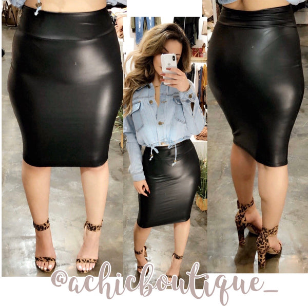 Lety Pencil Skirt