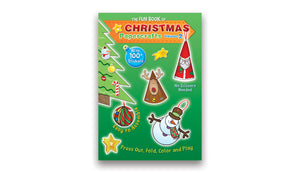 The Fun Book of Christmas Papercrafts - Volume 2