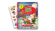 Load image into Gallery viewer, Seek & Find with Freddy and Ellie® - Santa's Workshop