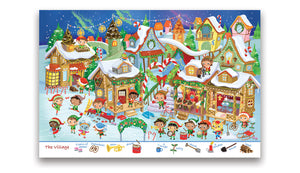 Seek & Find with Freddy and Ellie® - Santa's Workshop