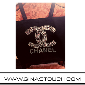Bling Chanel Bag