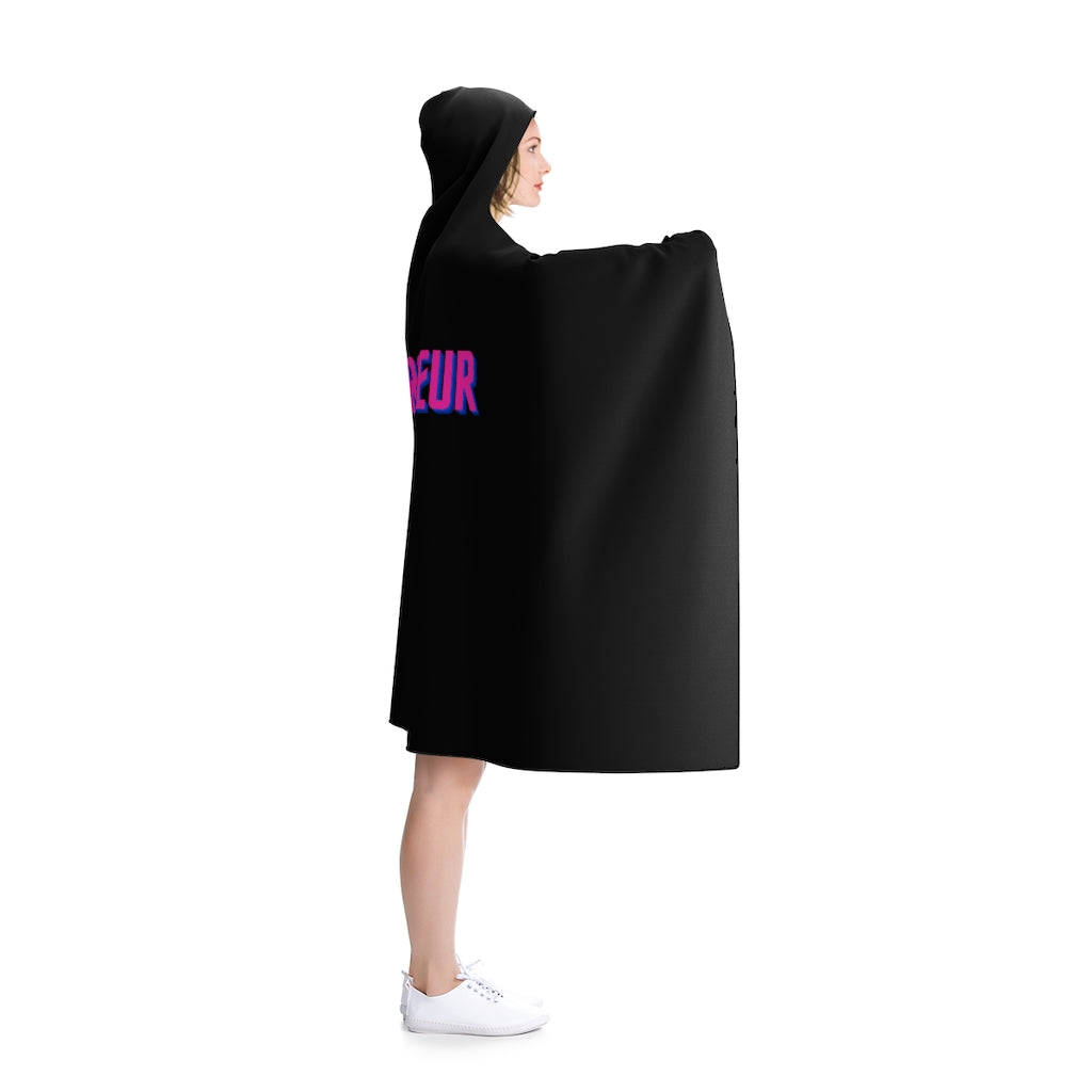 Entrepreneur Hooded Blanket - Flirty Girl Tees
