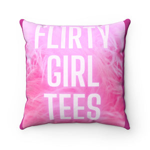Flirty Girl Tee-Pillow - Flirty Girl Tees