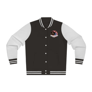 Flirty Girl Tees Varsity Jacket - Flirty Girl Tees