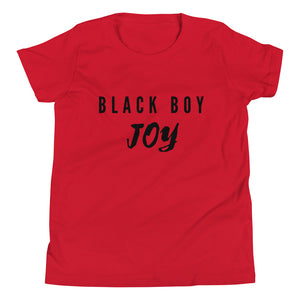 Black Boy Joy T-Shirt - Flirty Girl Tees