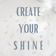 CREATE YOUR SHINE NECKLACE