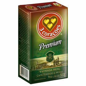 Premium Coffee 17.63oz - Cafe Premium 500g