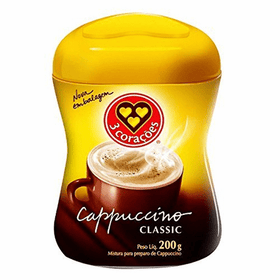 Cappuccino Coffee 14.10oz - Cafe Cappuccino 400g