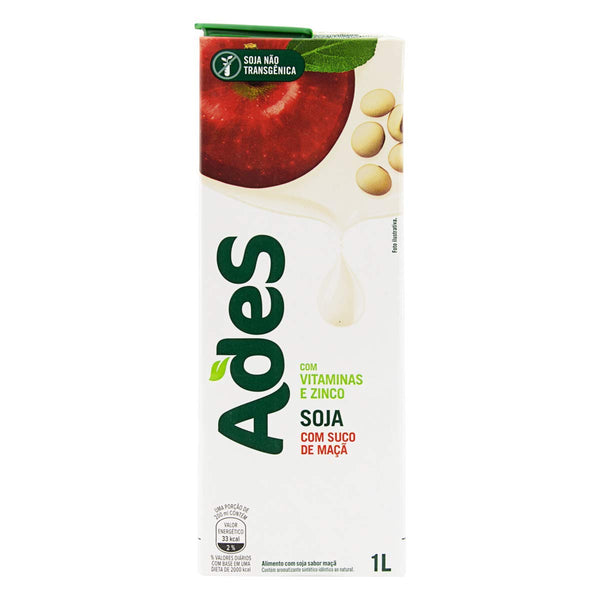 Apple Juice 1 Liter - Suco de Maca 1 Litro