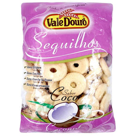 Coconut Cookies 12.34oz - Sequilhos de Coco 350g