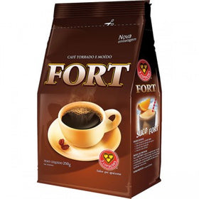 Dark Coffee 17.63oz - Cafe Forte 500g