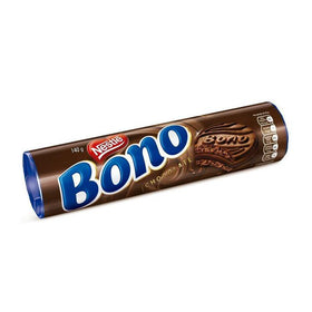 Bono Chocolate Cookie 4.94oz - Biscoito Bono Recheado de Chocolate 140g