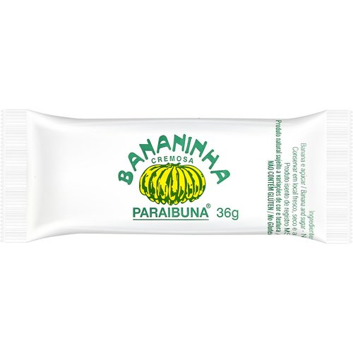 Banana Candy 1.05oz - Bananinha 30g