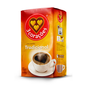 Traditional Coffee 17.63oz - Cafe Traditional 500g