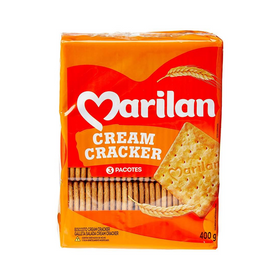 Cream Cracker 14.11oz - Biscoito Cream Cracker 400g