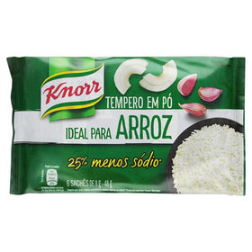 Complete Seasoning for Rice 1.69oz - Tempero em Pó para Arroz 48g