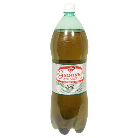 Guaraná Antartica Diet 2 Liters - Guaraná Antartica Diet 2 Litros