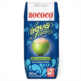 Coconut Water 11.16oz - Água de Coco 330ml