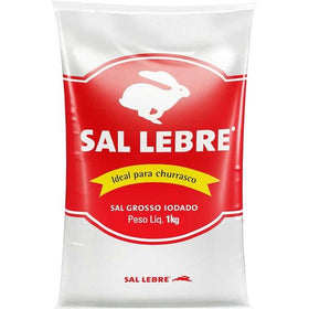 Coarse Salt 2.20lbs - Sal Grosso 1kg