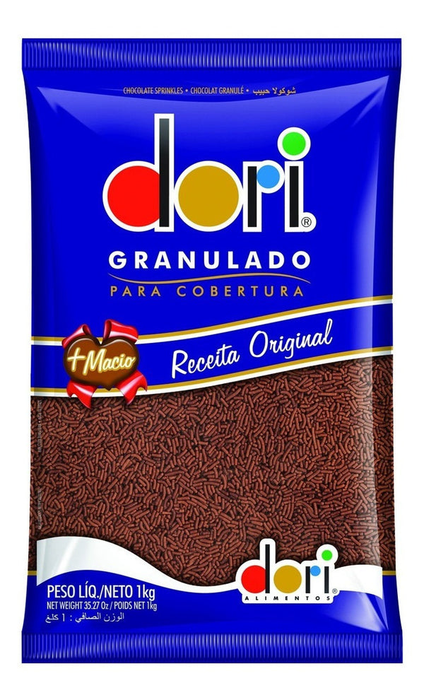 Granulated Chocolate 17.63oz - Chocolate Granulado 500g