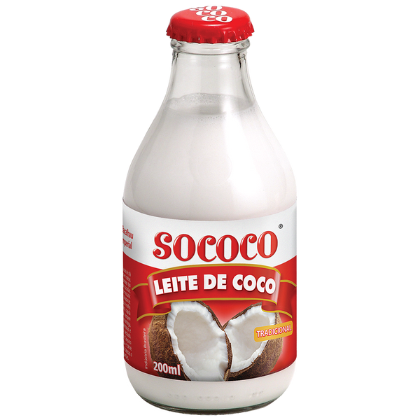 Coconut Milk 6.76oz - Leite de Coco 200ml