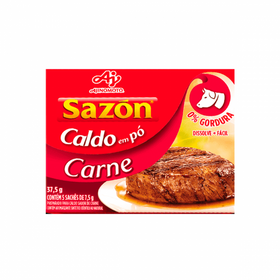 Beef Broth Powder 1.32oz - Caldo de Carne 37.5g