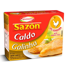 Chicken Broth Powder 1.32oz - Caldo de Galinha 37.5g