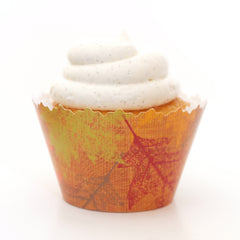 Autumn/Fall Cupcake Wrappers