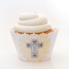 Religious Cupcake Wrappers