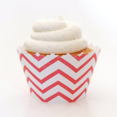 Modern & Chic Cupcake Wrappers
