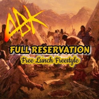 ABK Full Reservation Free Lunch Freestyle CD