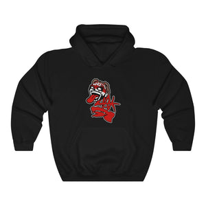 ABK Cartoon Face Unisex Heavy Blend™ Hooded Sweatshirt